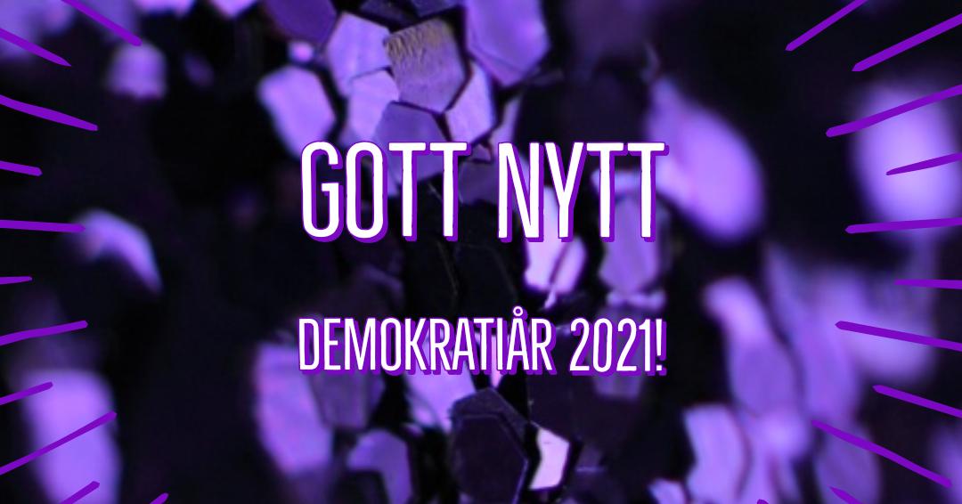 Jubileumsåret 2021 – nu drar det igång!