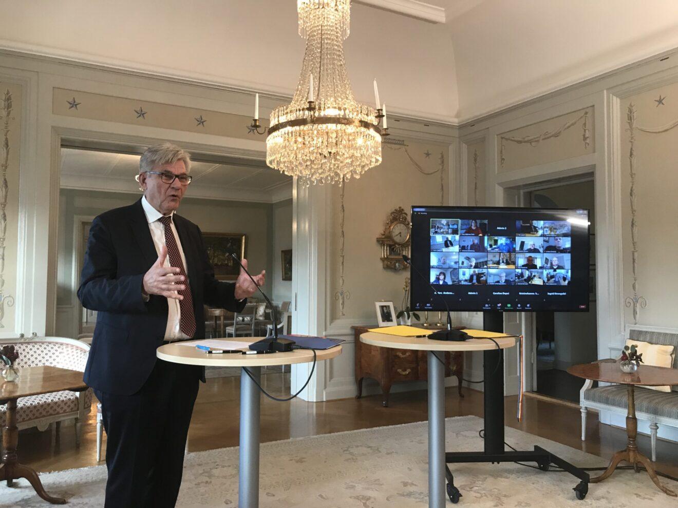 Historisk demokratisatsning i Värmland